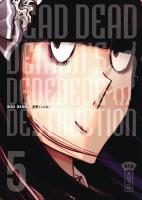 Rayon : Manga (Seinen), Série : Dead Dead Demon's Dededede Destruction T5, Dead Dead Demon's Dededede Destruction