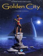 Rayon : Albums (Science-fiction), Série : Golden City, Pack Golden City Tome 10 + Tome 1