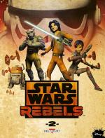 Rayon : Comics (Science-fiction), Série : Star Wars : Rebels T2, Star Wars : Rebels