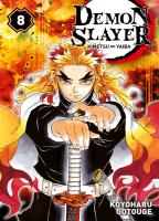 Rayon : Manga (Shonen), Série : Demon Slayer T8, Demon Slayer
