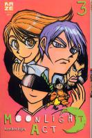 Rayon : Manga (Shonen), S�rie : Moonlight Act T3, Moonlight Act