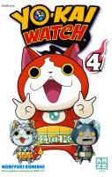 Rayon : Manga (Shonen), Série : Yo-Kai Watch T4, Yo-kai Watch
