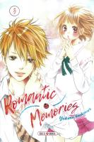 Rayon : Manga (Shojo), Série : Romantic Memories T3, Romantic Memories