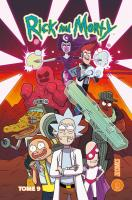 Rayon : Comics (Science-fiction), Série : Rick and Morty T9, Rick and Morty