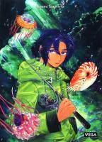 Rayon : Manga (Seinen), Série : Deep Sea Aquarium Magmell T3, Deep Sea Aquarium Magmell