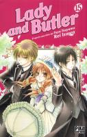 Rayon : Manga (Shojo), S�rie : Lady and Butler T15, Lady and Butler