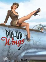 Rayon : Albums (Art-illustration), Série : Pin Up Wings  T2, Pin-Up Wings (Nouvelle Édition)