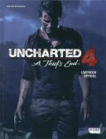 Rayon : Comics (Art-illustration), Série : Uncharted 4 : A Thief's End : L'Artbook Officiel, Uncharted 4 : A Thief's End : L'Artbook Officiel