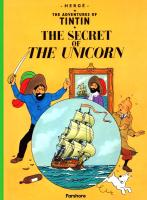 Rayon : Albums (Aventure-Action), Série : Tintin (Anglais), The Secret of the Unicorn