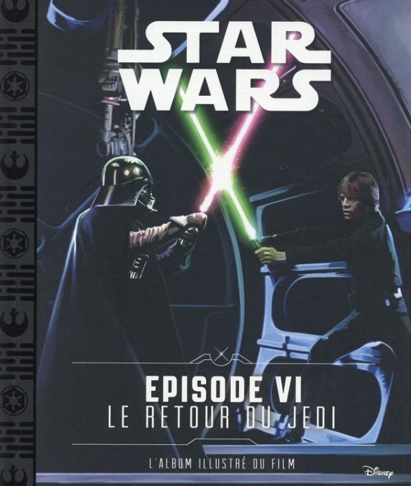 serie star wars   l u0026 39 album illustr u00e9 du film  canal