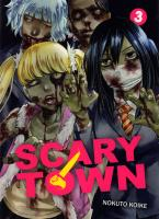 Rayon : Manga (Seinen), Série : Scary Town T3, Scary Town