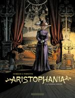 Rayon : Albums (Fantastique), Série : Aristophania T3, La Source Aurore (Édition Collector Canal BD)