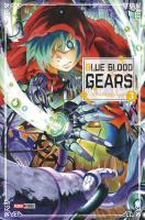 Rayon : Manga (Shonen), Série : Blue-Blood Gears T3, Blue-Blood Gears