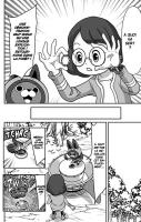Rayon : Manga (Shonen), Série : Yo-Kai Watch T8, Yo-kai Watch