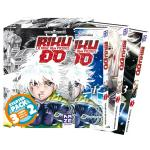 Rayon : Manga (Seinen), Série : Riku-Do : La Rage aux Poings, Riku-Do : La Rage aux Poings (Starter Pack Tomes 1 à 3)