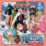 Rayon : Papeterie BD, Série : One Piece (Calendrier), One Piece : Calendrier 2019