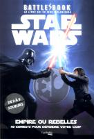 Rayon : Comics (Art-illustration), Série : Battle Book, Battle Book : Star Wars (Livre Jeux)