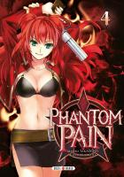 Rayon : Manga (Gothic), Série : Phantom Pain T4, Phantom Pain