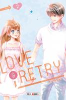 Rayon : Manga (Shojo), Série : Love & Retry T2, Love & Retry