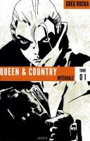 Rayon : Comics (Policier-Thriller), Série : Queen & Country T1, Queen & Country (Intégrale)