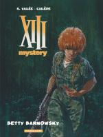 Rayon : Albums (Policier-Thriller), Série : Treize (XIII) Mystery T7, Betty Barnowsky