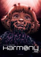 Rayon : Albums (Science-fiction), Série : Harmony T4, Omen