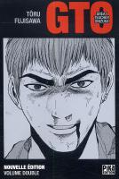 Rayon : Manga (Shonen), Série : GTO : Great Teacher Onizuka (Volume Double) T4, GTO Tomes 7-8