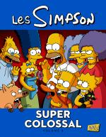 Rayon : Comics (Comédie), Série : Les Simpson Super Colossal T2, Super Colossal