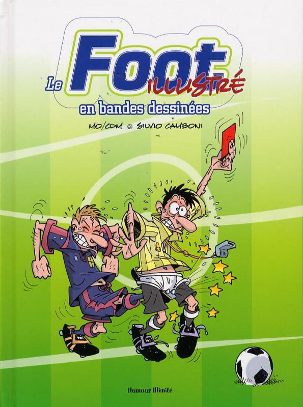 bande dessinee foot