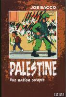 Rayon : Albums (Art-illustration), Série : Palestine T1, Palestine une Nation Occupee (reed)