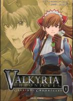 Rayon : Manga (Shonen), S�rie : Valkyria Chronicles T1, Gallian Chronicles