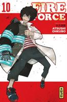 Rayon : Manga (Shonen), Série : Fire Force T10, Fire Force