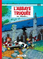 Rayon : Albums (Aventure), S�rie : Spirou et Fantasio T22, L'Abbaye Truquee
