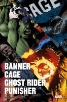 Rayon : Comics (Policier-Thriller), Série : Banner Cage Ghost Rider Punisher, Banner Cage Ghost Rider Punisher