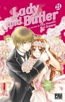 Rayon : Manga (Shojo), Série : Lady and Butler T21, Lady and Butler