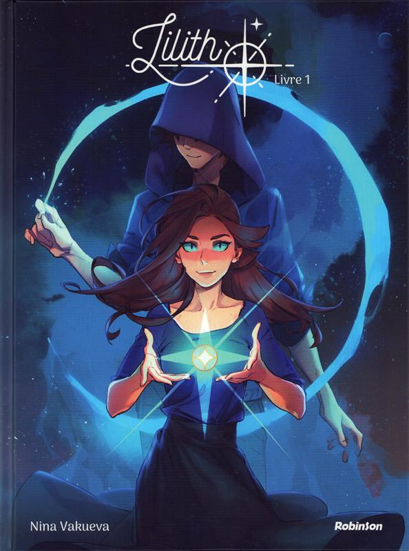 Lilith Livre 1 Nina Vakueva Fantastique Aladin Une