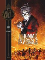 Rayon : Albums (Science-fiction), Série : L'Homme Invisible (Regnault) T2, L'Homme Invisible