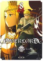 Rayon : Manga (Seinen), Série : Overlord T8, Overlord