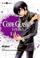 Rayon : Manga (Shonen), S�rie : Code Geass : Lelouch of the Rebellion T1, Code Geass Lelouch of the Rebellion