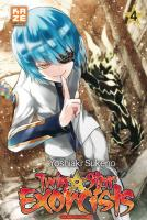 Rayon : Manga (Shonen), Série : Twin Star Exorcists T4, Twin Star Exorcists