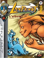 Rayon : Albums (Heroic Fantasy-Magie), Série : Recueil Lanfeust Mag T7, Recueil Lanfeust Mag