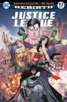 Rayon : Comics (Super Héros), Série : Justice League Rebirth T2, Justice League Rebirth