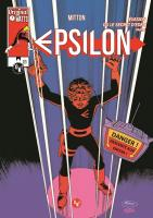 Rayon : Comics (Science-fiction), Série : Epsilon T5, Évasion ou le Secret d'Eden : Part. 2