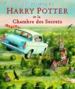 Rayon : Jeunesse (Fantastique), Série : Harry Potter (Roman Illustré) T2, Harry Potter et la Chambre des Secrets (Roman Illustré)