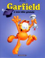 Rayon : Albums (Humour), S�rie : Garfield T33, Garfield a une Id�e G�niale