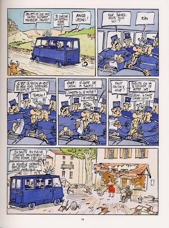 Jack Palmer (tome 12) - (René Pétillon) - Humour [AVENTURES BD, une  librairie du réseau Canal BD]