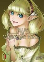 Rayon : Manga (Seinen), Série : Tales of Wedding Rings T2, Tales of Wedding Rings