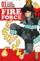 Rayon : Manga (Shonen), Série : Fire Force T1, Fire Force