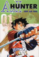Rayon : Manga (Shonen), S�rie : Ai Hunter T1, Ai Hunter