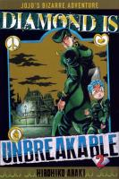 Rayon : Manga (Shonen), Série : Jojo's Bizarre Adventure : Diamond Is Unbreakable T2, Jojo's Bizarre Adventure : Diamond Is Unbreakable
